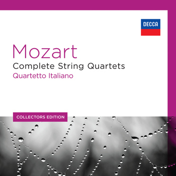 Quartetto Italiano - Mozart: The String Quartets