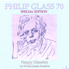 Philip Glass - Seventy By Wouter Joseph Smekens - Single