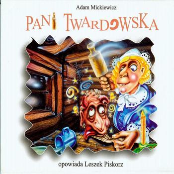 Adam Mickiewicz - Pani Twardowska