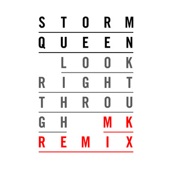 Storm Queen - Look Right Through