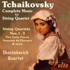 Shostakovich Quartet - Tchaikovsky: Complete Music for String Quartet