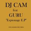 Dj Cam - Espionage (feat. Guru)