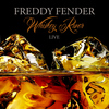 Freddy Fender - Whiskey River (Live)