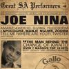 Joe Nina - Great South African Performers - Joe Nina