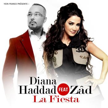 Diana Haddad - La fiesta (feat. Zâd)