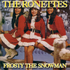 The Ronettes - Frosty the Snowman (Christmas Song)
