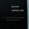 Franco Battiato - Inneres auge (Il tutto è più della somma delle sue parti)