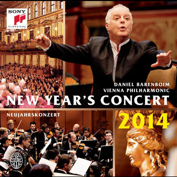 Daniel Barenboim & Wiener Philharmoniker - New Year's Concert 2014 / Neujahrskonzert 2014