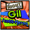 Gil Scott-Heron - A Night with Gil Scott-Heron (Live)
