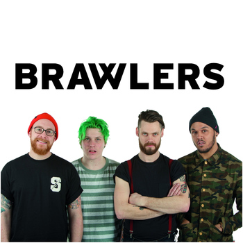 Brawlers - I Am a Worthless Piece of Shit
