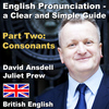 David Ansdell - English Pronunciation - a Clear and Simple Guide. Part Two: Consonants