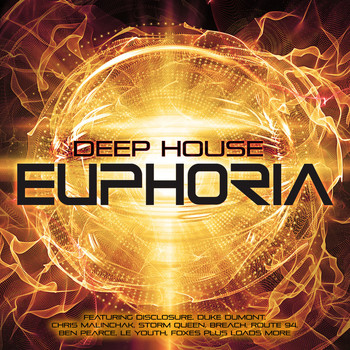 Various Artists - Deep House Euphoria