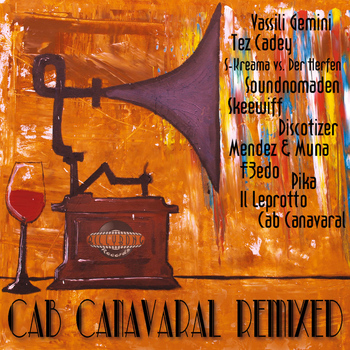 Various Artists - Cab Canavaral Remixed
