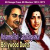 Mohammed Rafi - Bollywood Duets: 28 Songs From 28 Movies 1951-1973