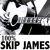 - 100% Skip James