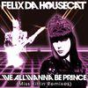 Felix Da Housecat - We All Wanna Be Prince (Miss Kittin Remixes)
