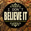 Cutty Ranks - I Don't Believe It – Single