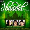 Sabri Brothers - Ibadat Islamic Sufi Qawwalies Hamd Naat for Ramadan and Eid Mubarak, Vol. 1