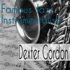 Dexter Gordon - Famous Jazz Instrumentalists