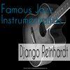 Django Reinhardt - Famous Jazz Instrumentalists