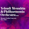Yehudi Menuhin - Yehudi Menuhin & Philharmonia Orchestra... Mozart: Violin Concerto Nos. 4 & 5