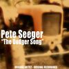 Pete Seeger - The Dodger Song