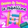 Le mele canterine - Canta & impara: le tabelline (Canzoni per imparare le tabelline)
