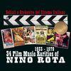 Nino Rota - Nino Rota - 34 Film Music Rarities 1933-1979