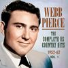 Webb Pierce - The Complete Us Country Hits 1952-62, Vol. 1