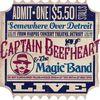 Captain Beefheart And The Magic Band - Live at Harpo's Detroit 1980