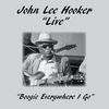 John Lee Hooker - Boogie Everywhere I Go