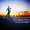 Johannes Brahms - Focus: 50 Classical Pieces for Concentration