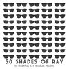 Ray Charles - Fifty Shades of Ray (50 Essential Ray Charles Tracks)