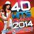 - 40 Hits Rentrée 2014