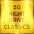 - 50 Night Drive Classics