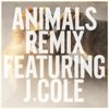 Maroon 5 / J. Cole - Animals (Remix)