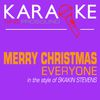 ProSound Karaoke Band - Merry Christmas Everyone (In the Style of Skakin Stevens) [Karaoke with Background Vocal]
