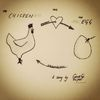 George The Poet - The Chicken & The Egg
