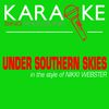 ProSound Karaoke Band - Under Southern Skies (In the Style of Nikki Webster) [Karaoke Version]