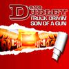 Dave Dudley - Truck Drivin' Son of a Gun - Single