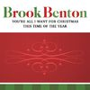 Brook Benton - You're All I Want For Christmas/This Time Of The Year