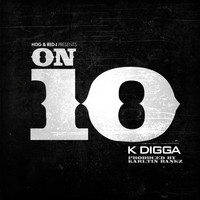 K Digga On 10 - Synchronisation License