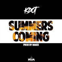 K Dot Summers Coming - Synchronisation License
