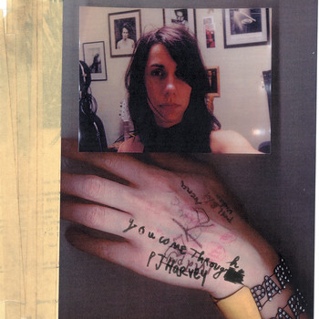 PJ Harvey - You Come Through (2 tracks)