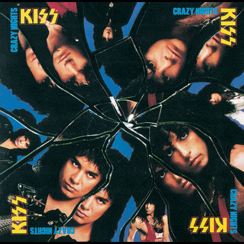 Kiss - Crazy Nights (Remastered Version)