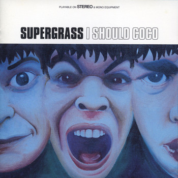Supergrass - I Should Coco (Explicit)