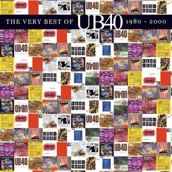 UB40 - The Very Best Of UB40