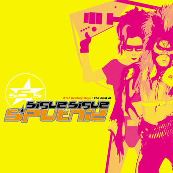 Sigue Sigue Sputnik - 21st Century Boys - The Best Of