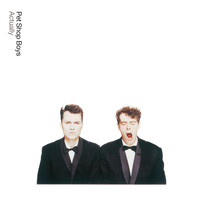 Pet Shop Boys - Actually: Further Listening 1987-1988
