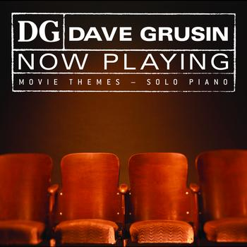 Dave Grusin - NOW PLAYING Movie Themes - Solo Piano